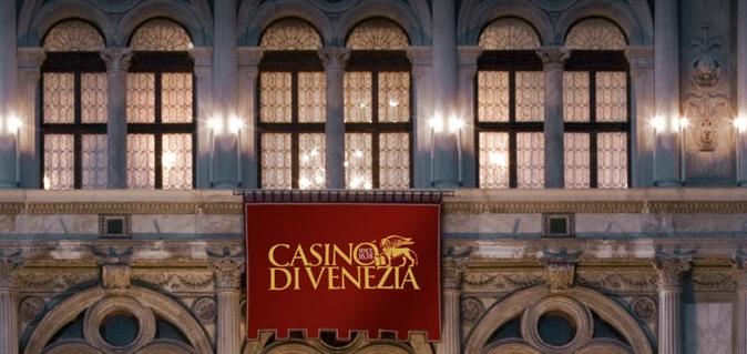 facciata di Ca' Vendramin Calergi