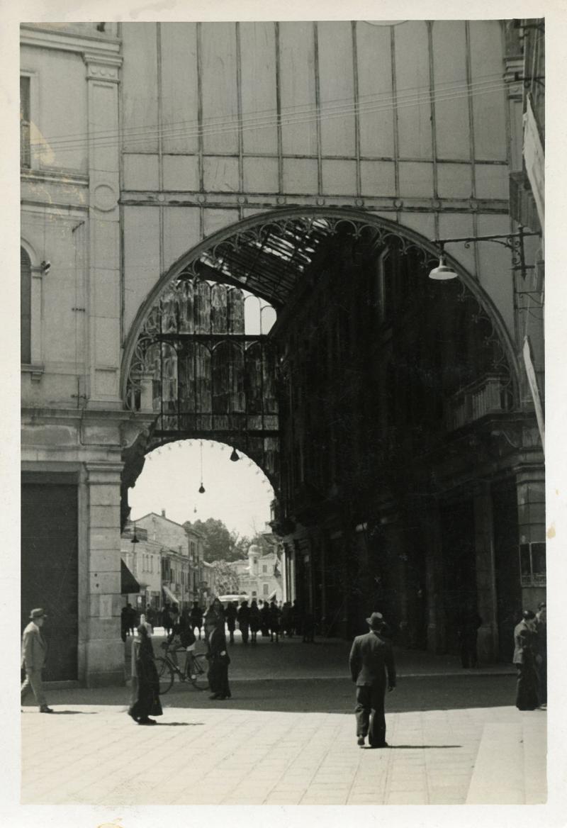 galleria Toniolo nel 1940