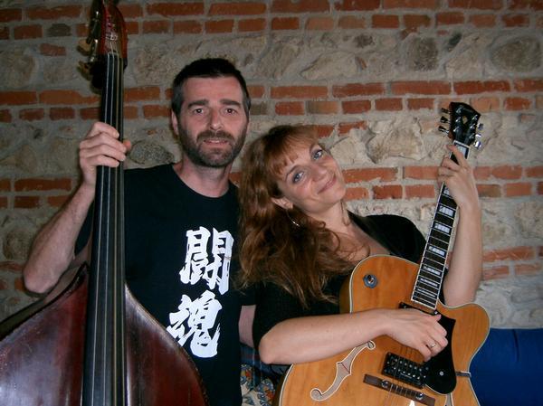 Francesca Bertazzo e Beppe Pilotto