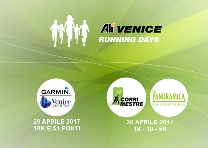 Manifesto evento Venice Run Days