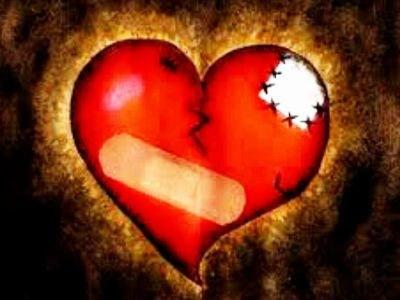 immagine di cuore malandato