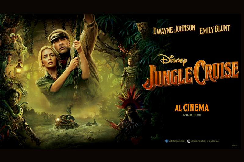 Immagine Film della settimana Jungle Cruise