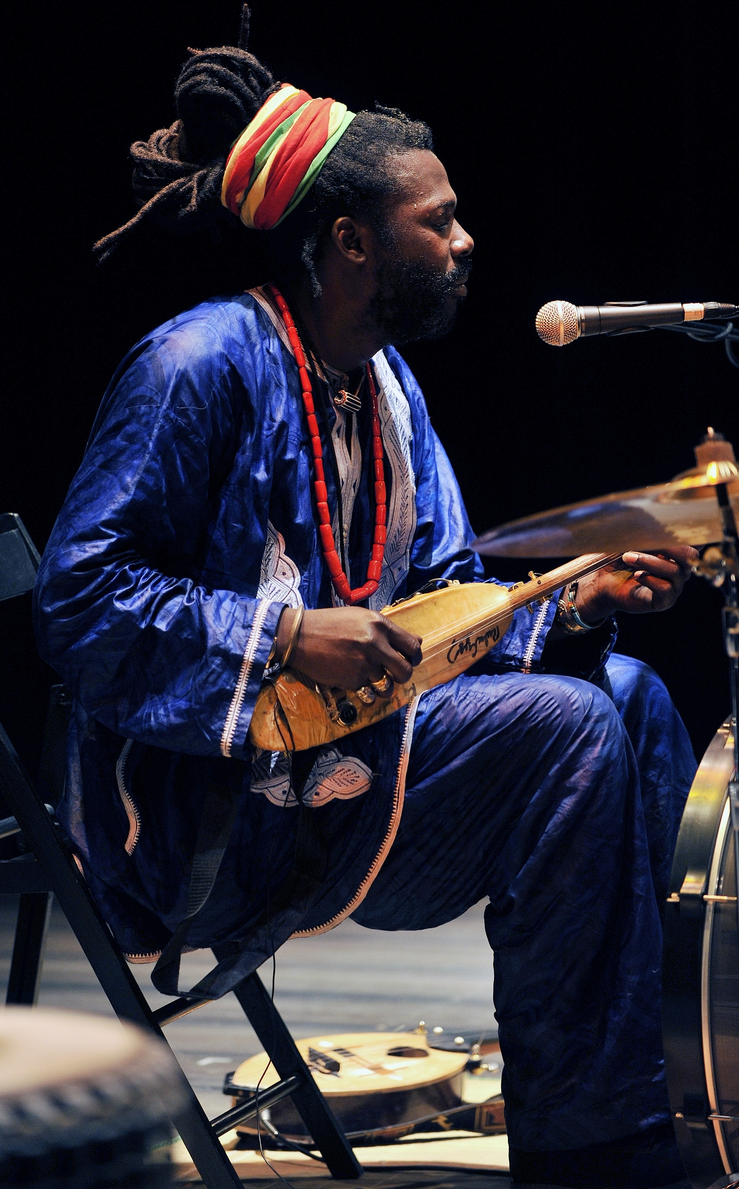 Baba Sissoko in concerto