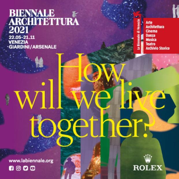 logo Biennale Architettura