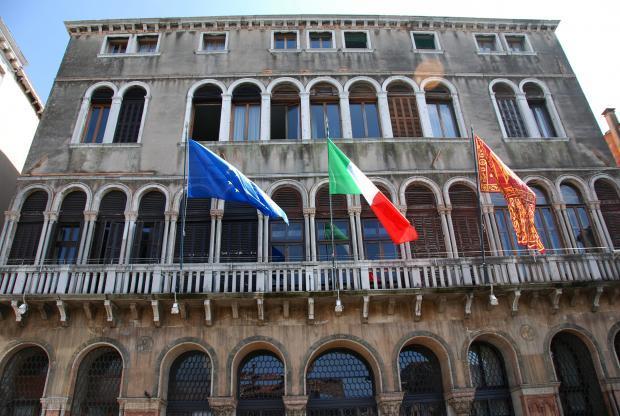 Ca' Farsetti, sede del Comune di Venezia