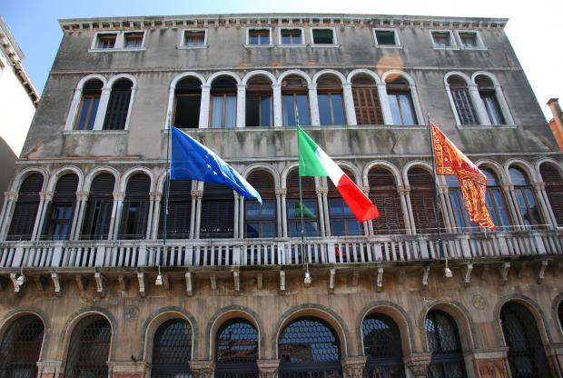 Ca' Farsetti facciata