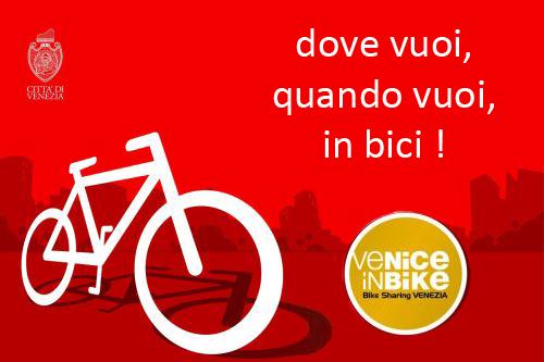 Logo bike sharing