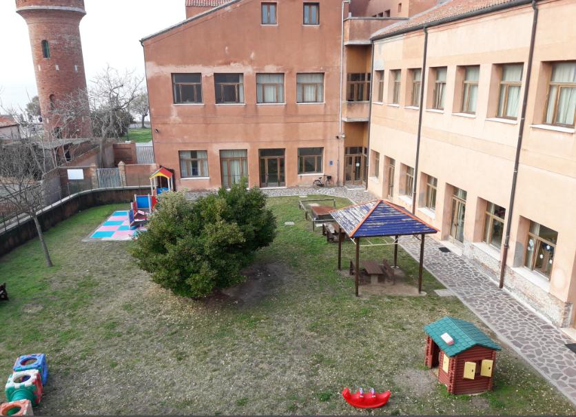 Scuola Zendrini Pellestrina