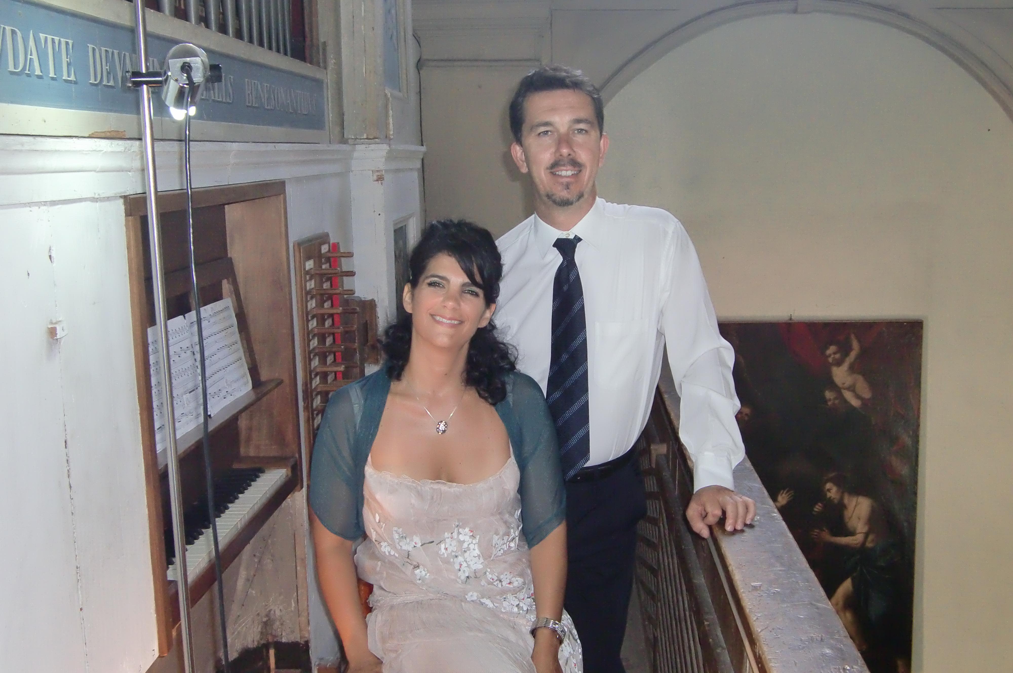 Foto Laura Rizzetto e Silvio Celeghin