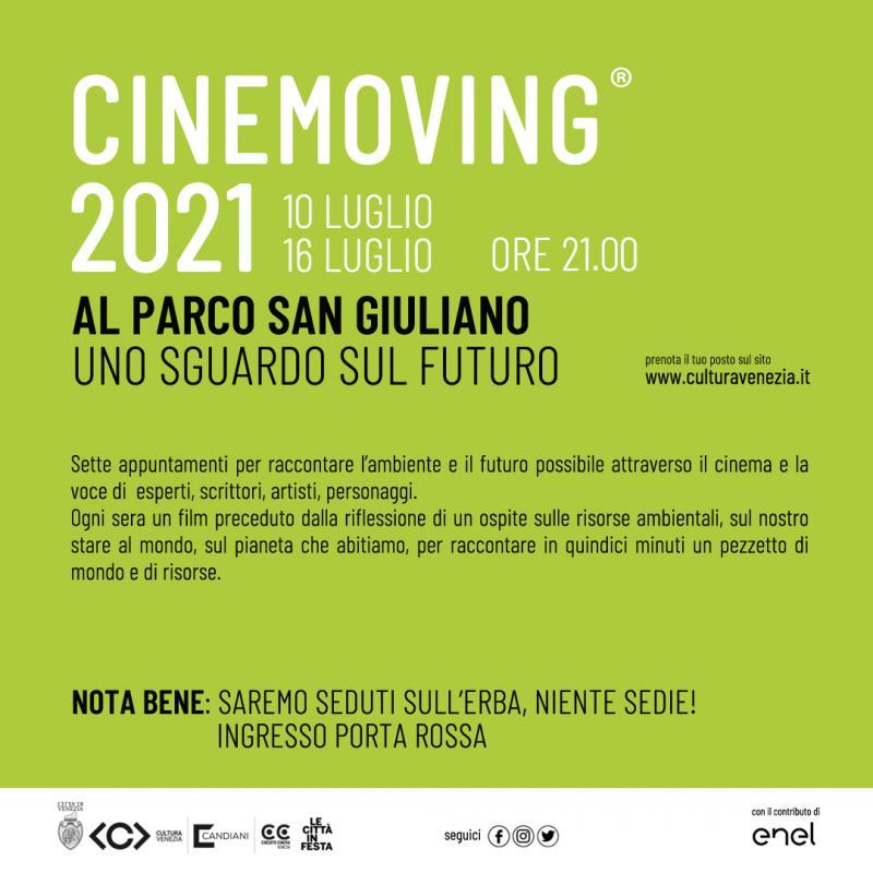 Cinemoving 2021 San Giuliano