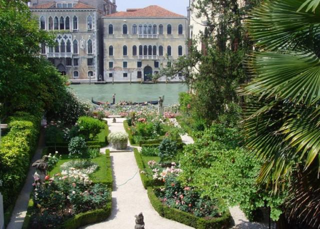 giardino a Venezia