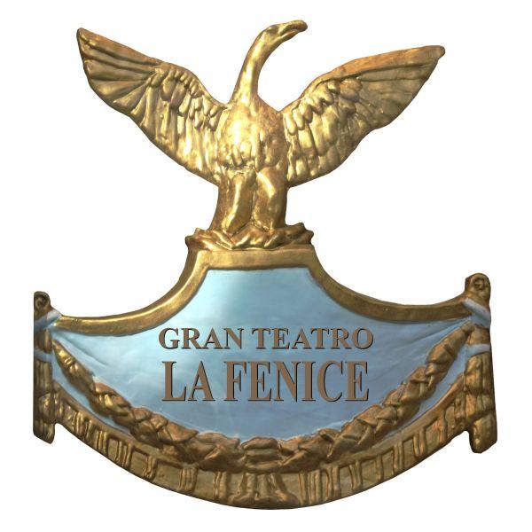 logo ufficiale Gran Teatro La Fenice di Venezia
