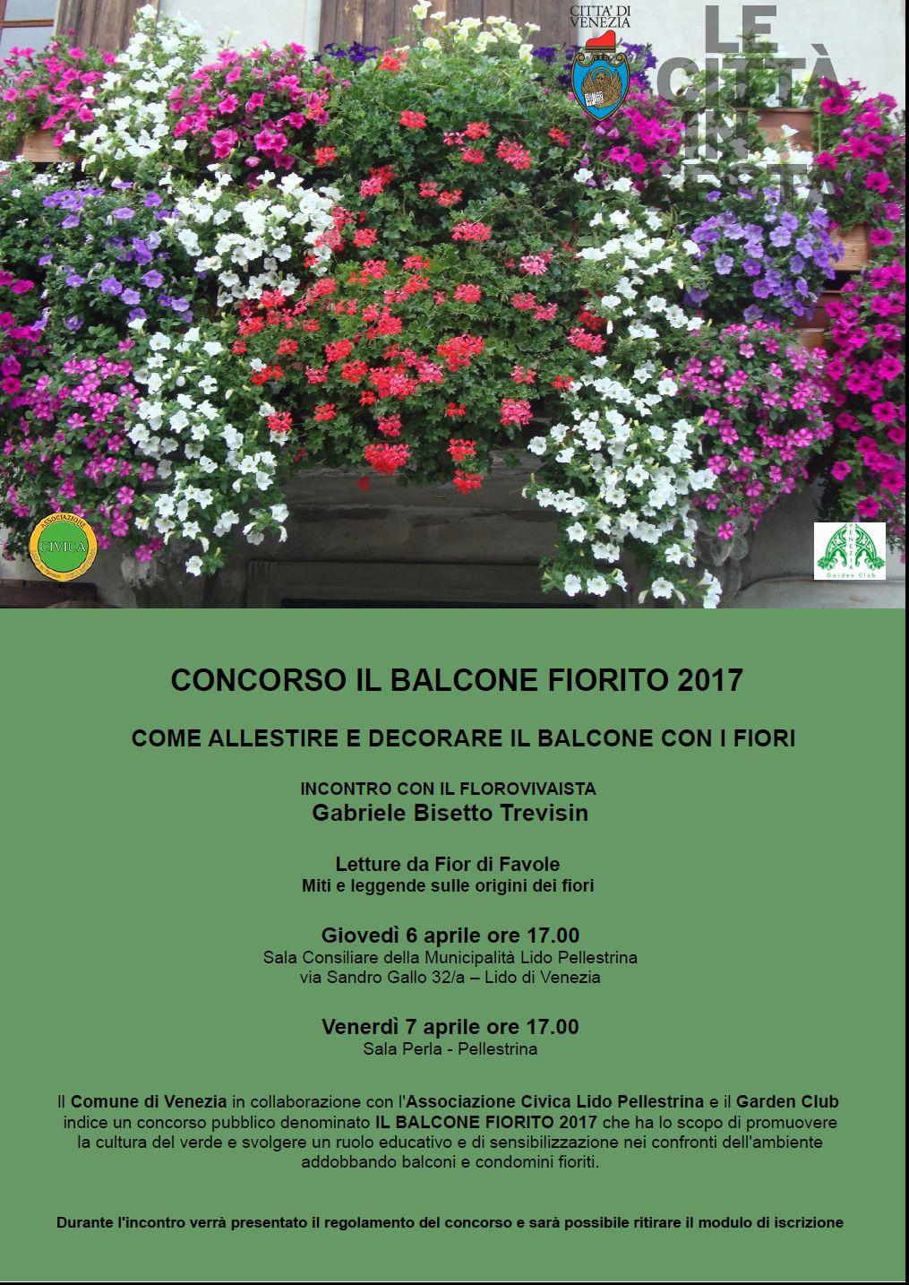 concorso balcone fiorito 2017