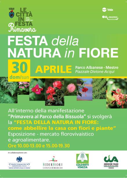 Festa della Natura in fiore