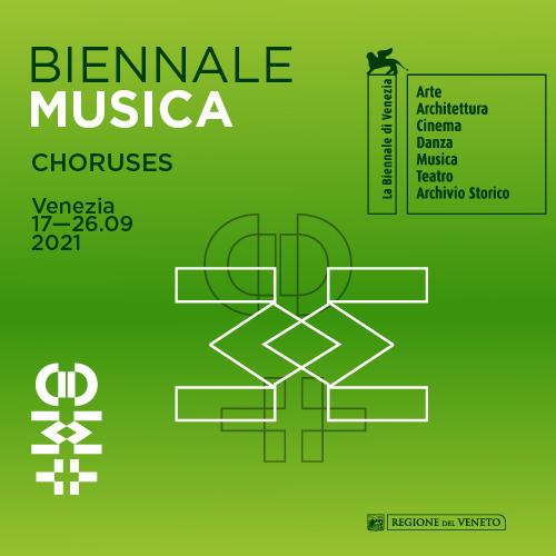 Logo Biennale musica
