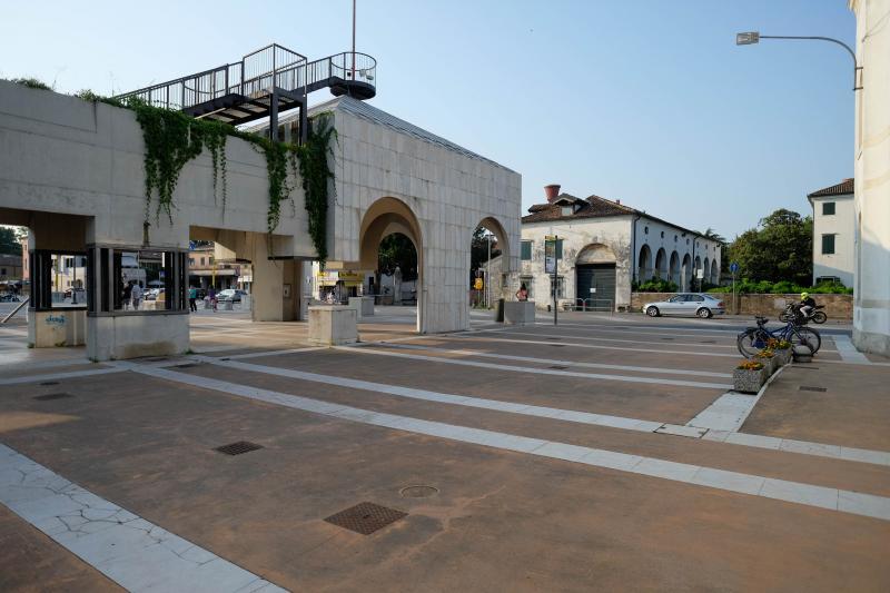 piazza San Giorgio a Chirignago
