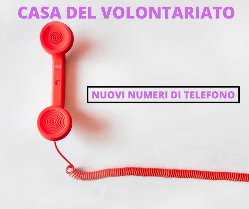 Nuovi numeri di telefono