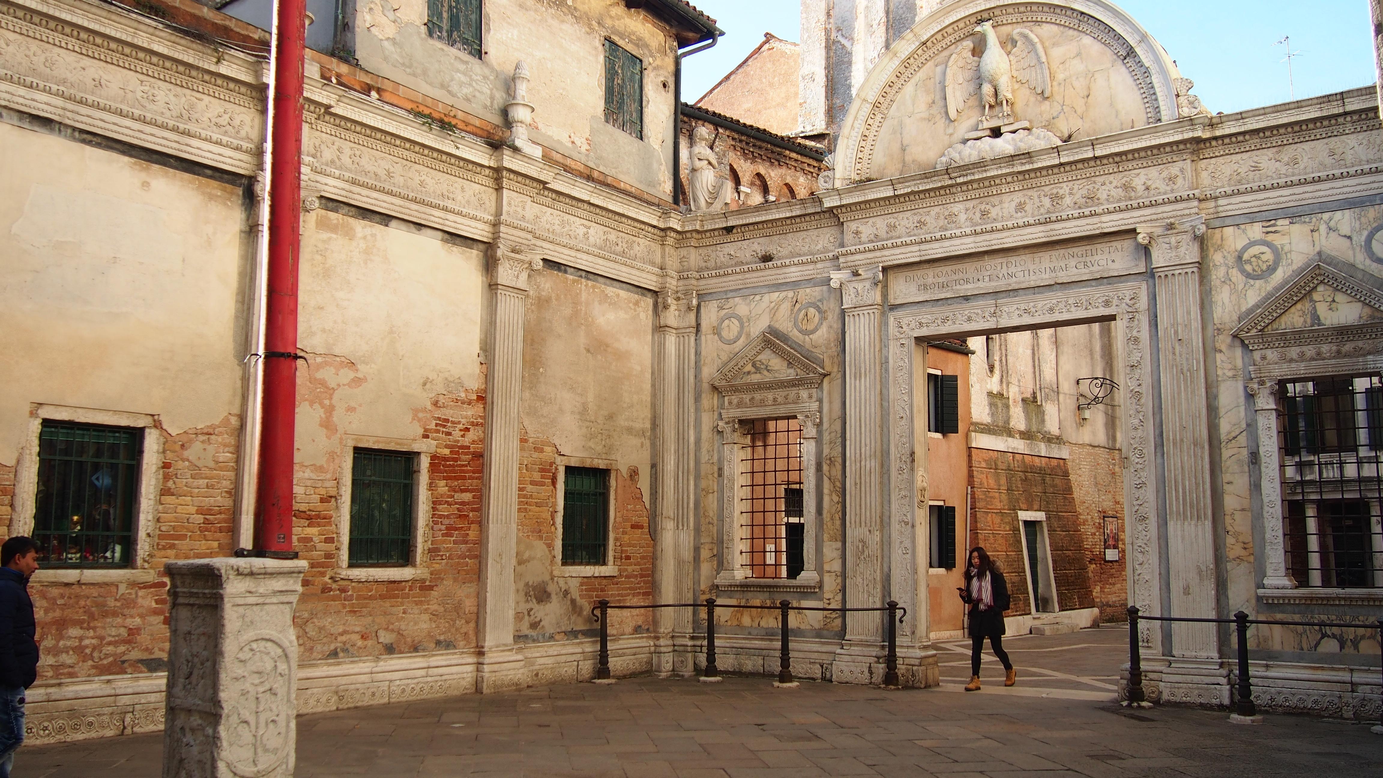 Scuola grande San Giovanni
