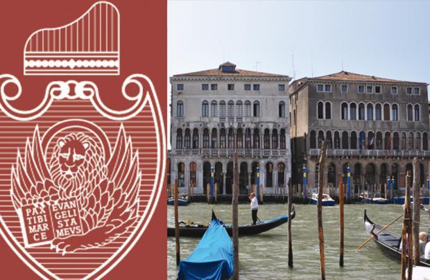 Ca' Farsetti e logo Comune di Venezia