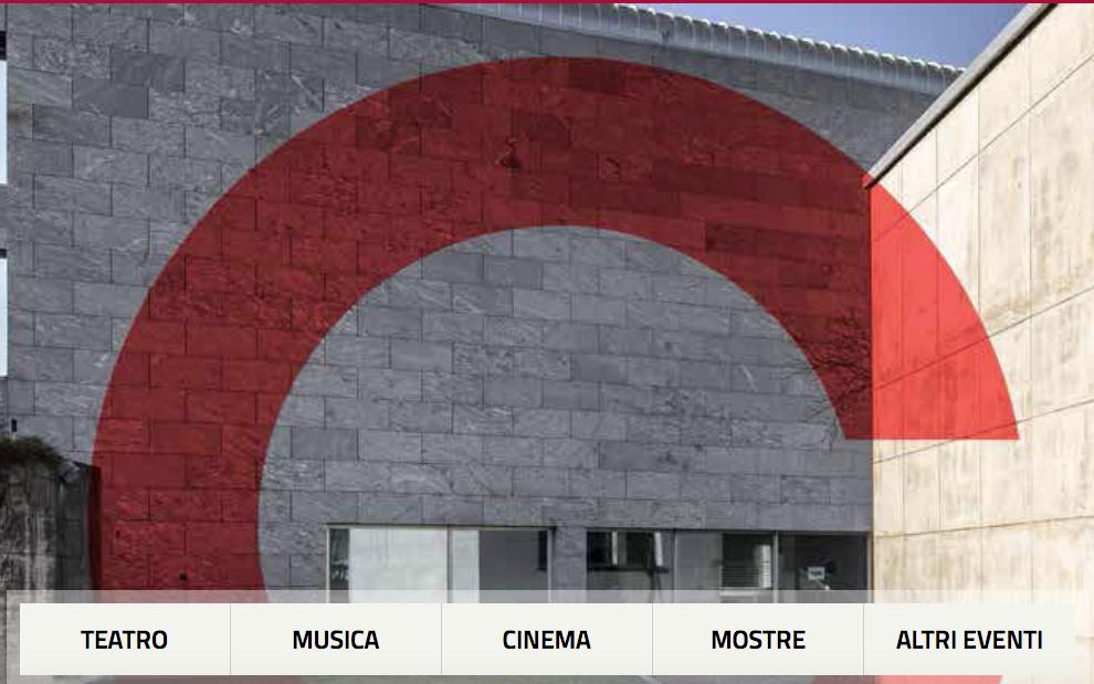 Homepage di Culturavenezia.it - particolare