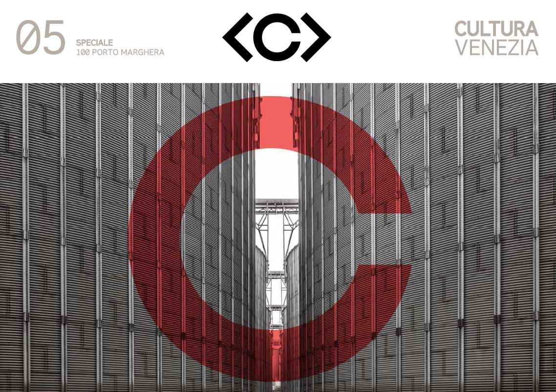 Copertina magazine Cultura Venezia