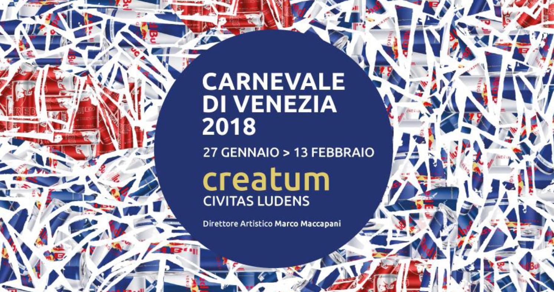 Manifesto Carnevale di Venezia