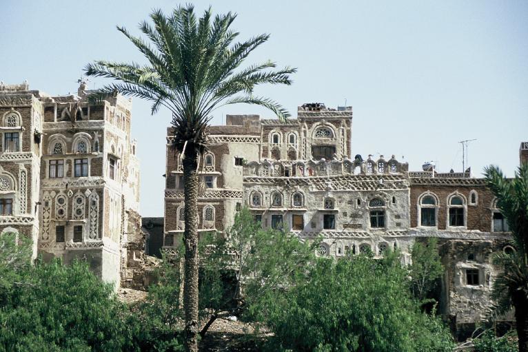 Foto dello Yemen
