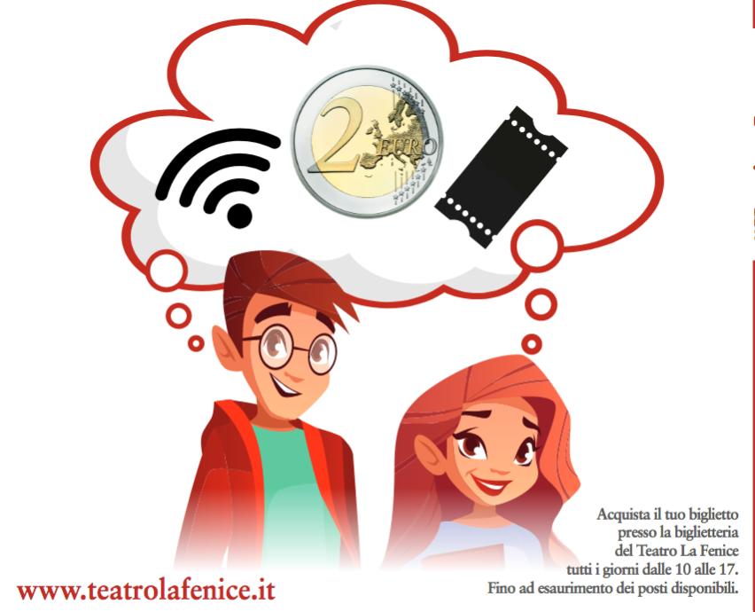 due ragazzi e la moneta da due euro