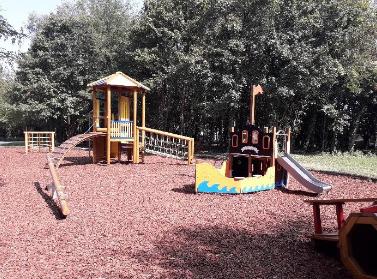 Area giochi parco Picchio