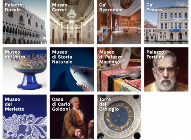 mosaico musei