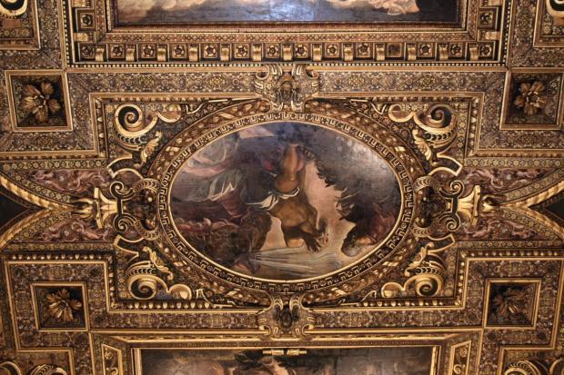 Dipinto della Scuola grande di san Rocco
