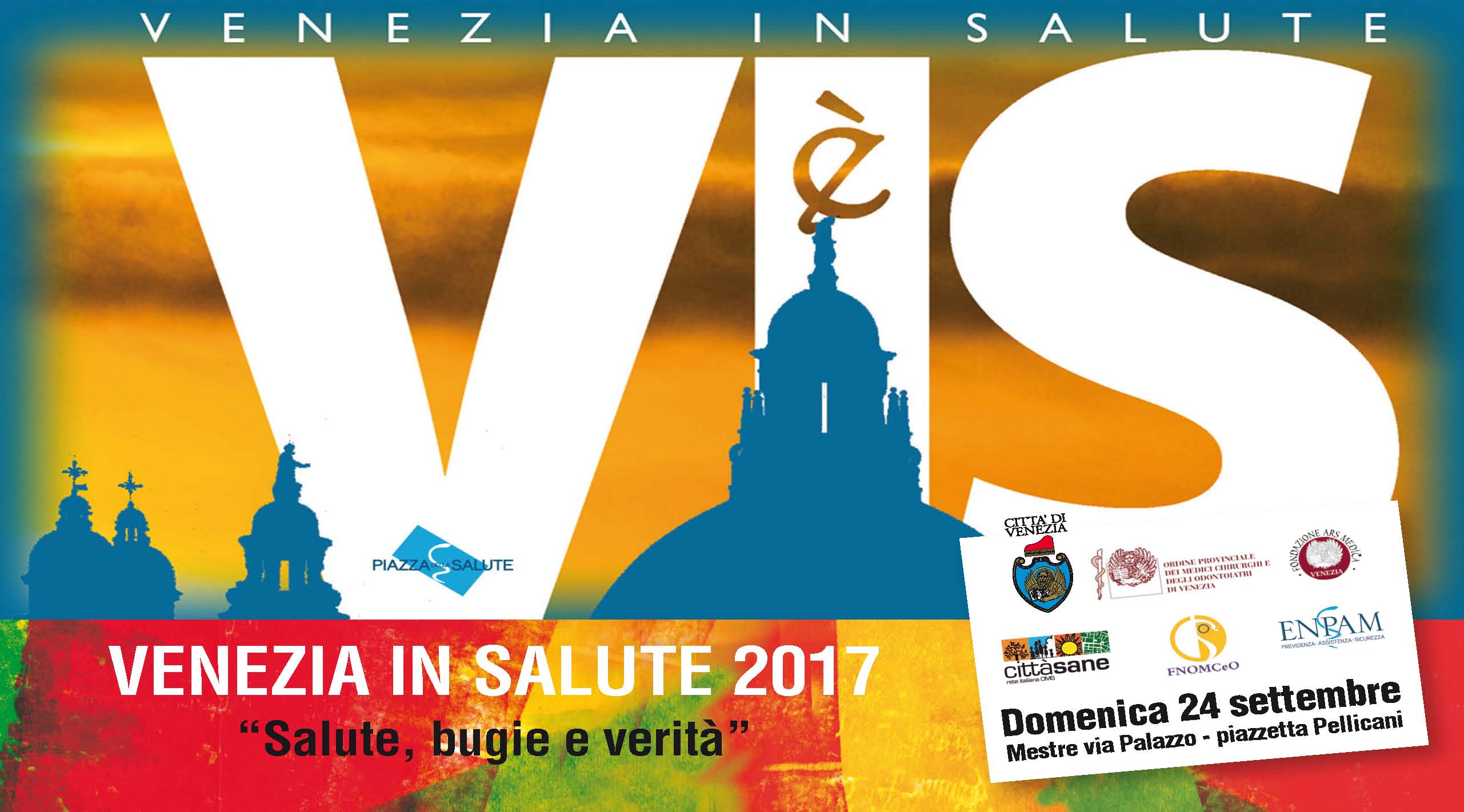 cartolina di Vis - Venezia in Salute
