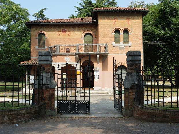 villa Franchin, sede del Centro donna