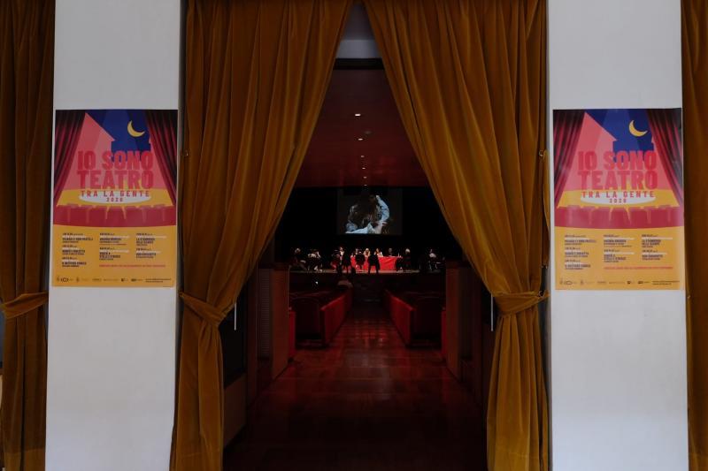 Foyer del Teatro Toniolo
