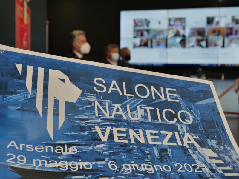 Presentazione Salone Nautico Venezia