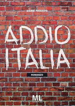 copertina libro Addio Italia