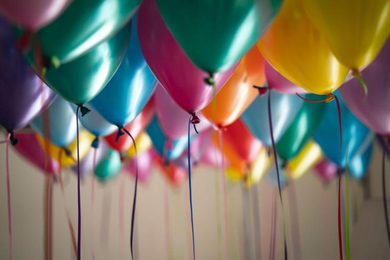 Palloncini colorati