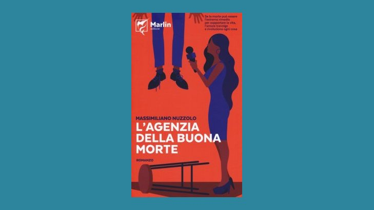 copertina libro L'agenzia della buona morte