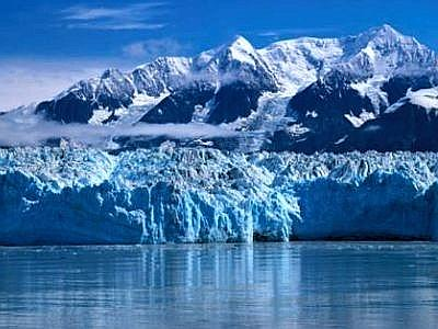 foto ghiacciaio scioglimento