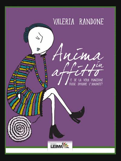 copertina libro Anima in affitto