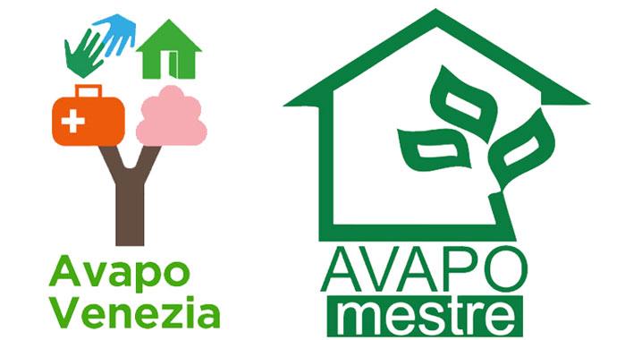 Loghi Avapo Venezia e Mestre