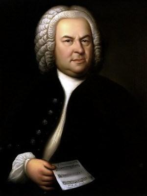 ritratto di J.S.Bach