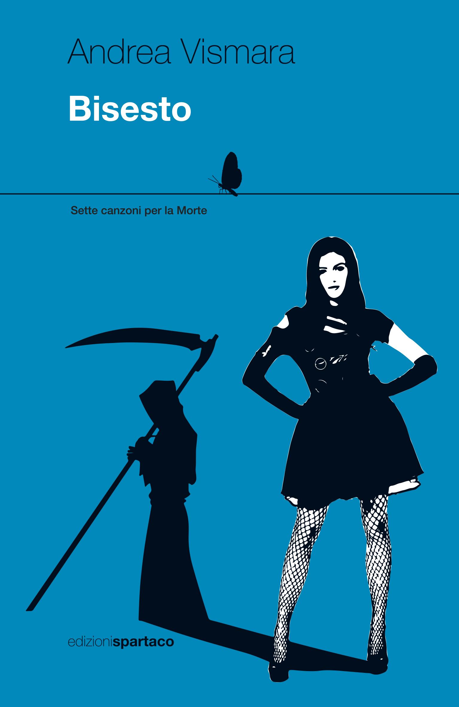 copertina libro Bisesto, sette canzoni per la morte