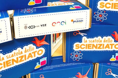 kit della scienza