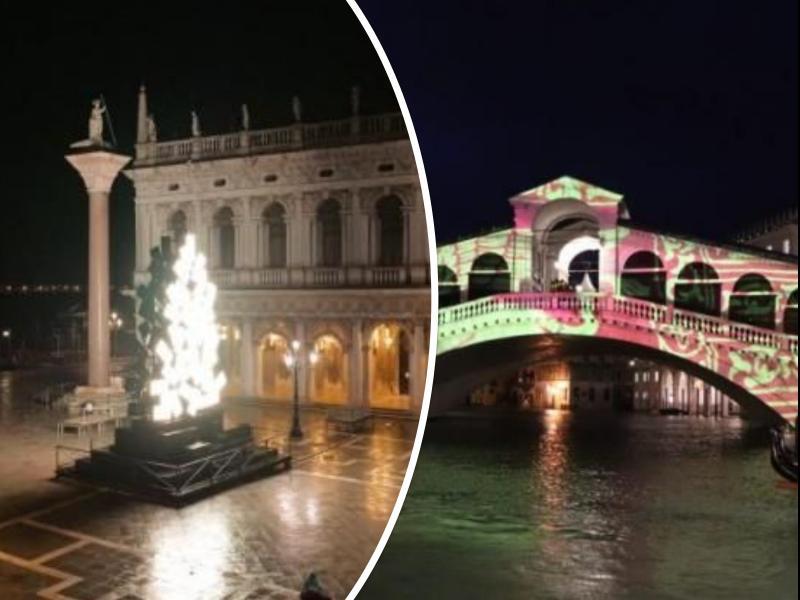 Piazza San Marco e Ponte di Rialto