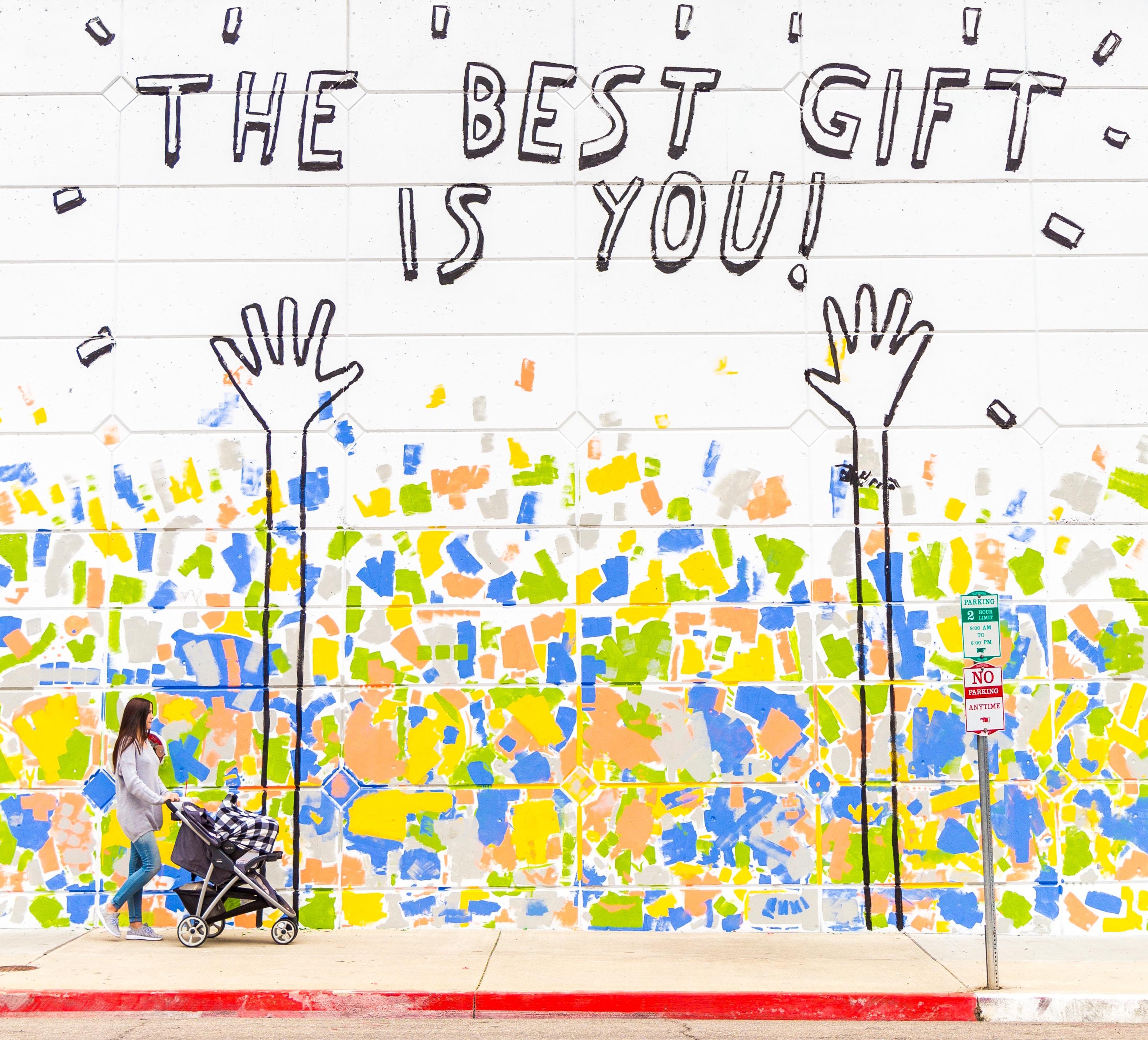 Il miglior regalo sei tu