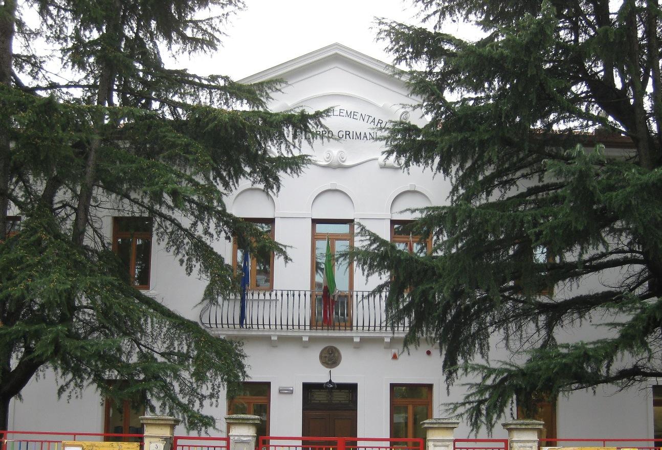 Scuola Rimani a Marghera