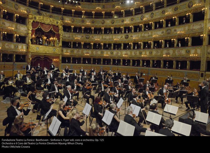 orchestra del Teatro La Fenice