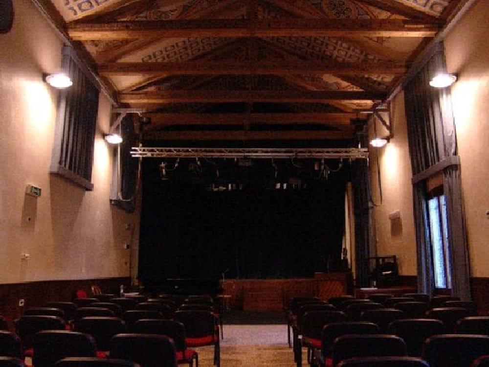 Teatrino Groggia, interni