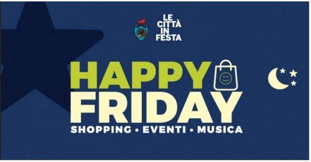 Logo Happy Friday
